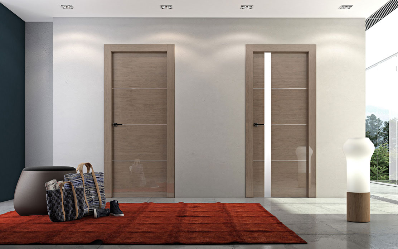 Porte da interno tecnoserramenti trentino - Porte interne contemporanee ...